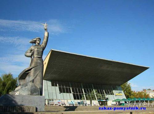 краснодар-памятники