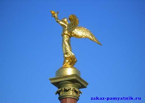 лазаревское-памятник