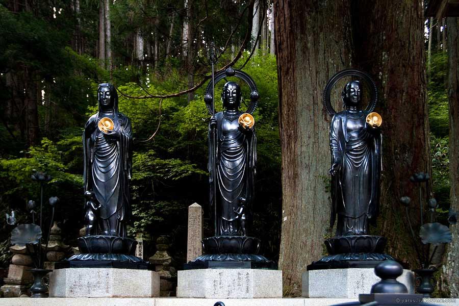 статуи-в-Японии