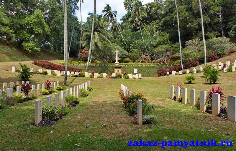 военное-кладбище