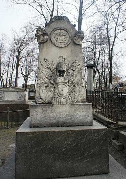военная-могила