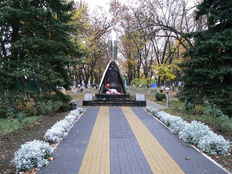 белореченск-памятники