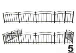 5 оградка на могилку