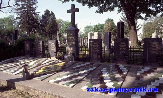 вена-кладбища
