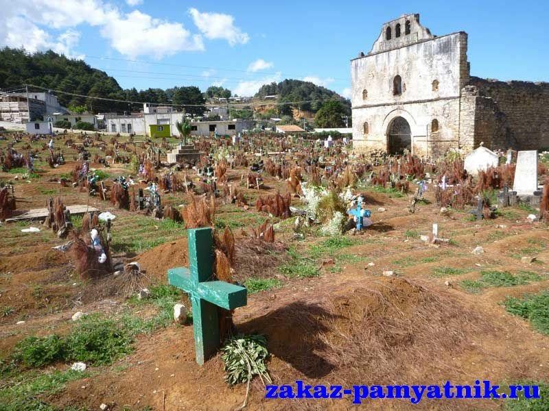 кладбище-мексика