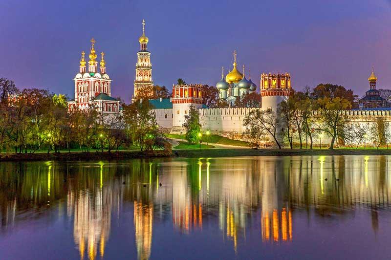 монастырь-новодевичий
