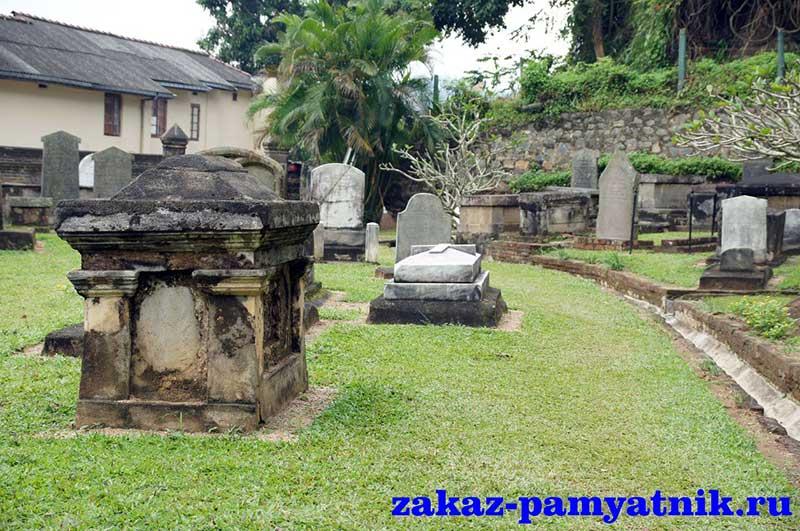 старое-британское-кладбище