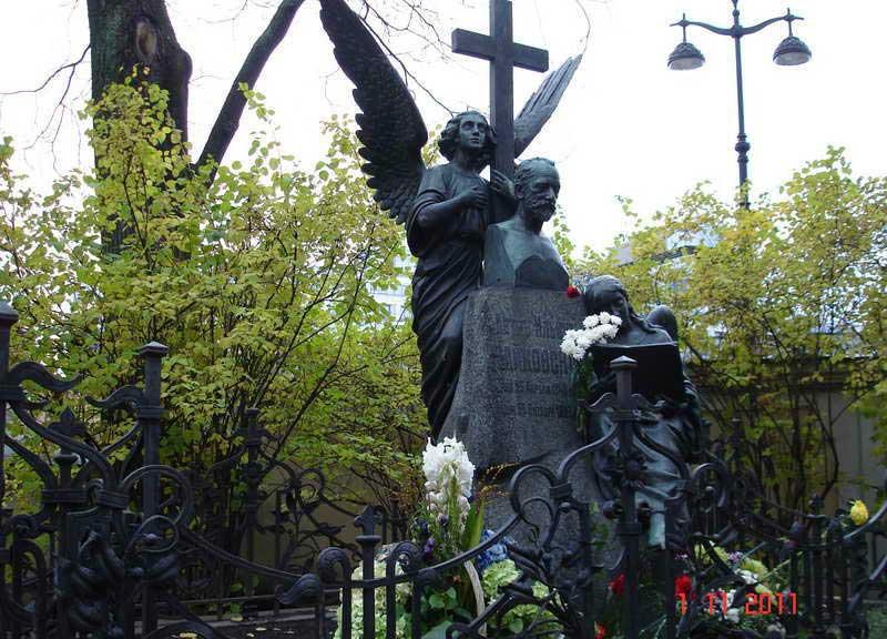 могила-чайковского