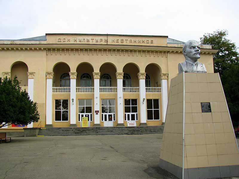 хадыженск-памятники